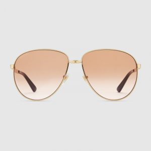 Florida Eyecare Associates - Aviator metal sunglasses