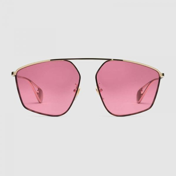 fit square-frame pink