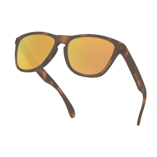 Frogskins Prizm Rose Gold Polarized 3