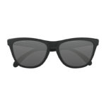 Florida Eyecare Associates - frogskins-Black-Iridium-Polarized