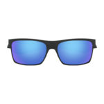 two-face_matte-black-sapphire-iridium-polarized 2